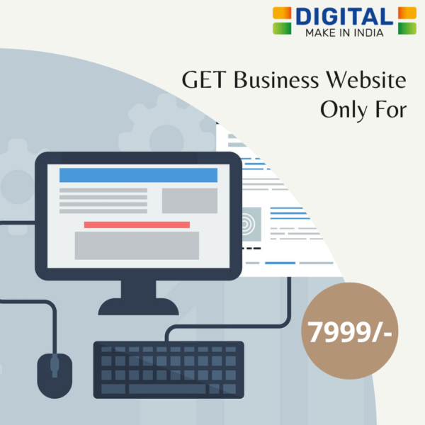 GET Business Website Only For 7999